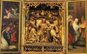 Le retable de Thenay, enquête autour d'un objet princier @ Eglise de Thenay   Thenay   Centre-Val de Loire   France