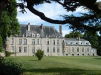 P157c - 0 IMAGE Chateau de Montlivault - Cliché Alain Beaune P1000946