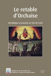 Le retable d'Orchaise (à paraître 1/9/17) @ SSLLC | Blois | Centre-Val de Loire | France