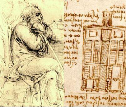 P165c - 00 IMAGE SITE - Leonard de Vinci
