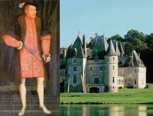 Aubigny-sur-Nère, châteaux de La Verrerie et Blancafort. Les écossais en France. (Réservez dernières places: sciencesetlettres41@orange.fr) @ Château de La Verrerie | Aubigny-sur-Nère | Centre-Val de Loire | France
