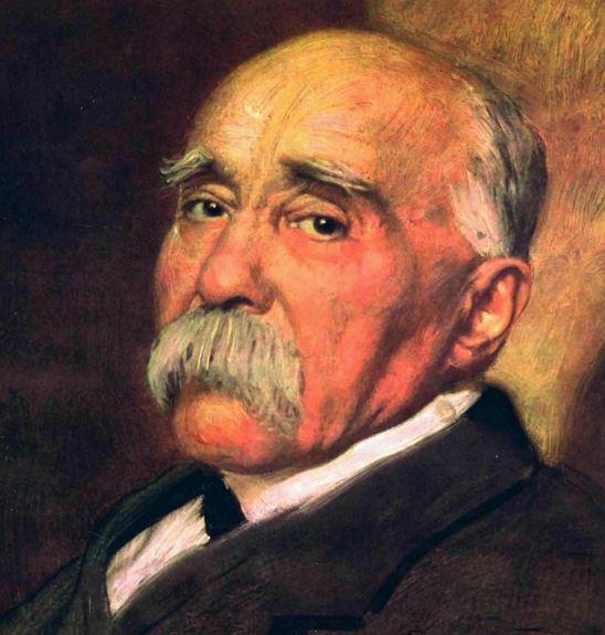 P178c - IMAGE Portrait Clemenceau