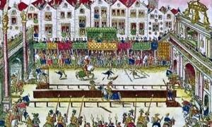 La chevalerie en France vers 1500 @ Place Jean Jaurès | Blois | Centre-Val de Loire | France
