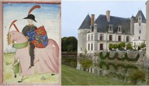 La route de Bueil: collégiale de Bueil, abbaye de La Clarté Dieu, château de la Motte-Sonzay @ Collégiale de Bueil | Bueil-en-Touraine | Centre-Val de Loire | France