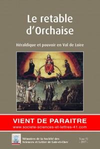 Le retable d'Orchaise (Nouveauté septembre 2017) @ SSLLC   Blois   Centre-Val de Loire   France