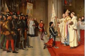Jeanne d'Arc à Blois (1429). Les Rendez-vous (II) à l'hôpital Simone Veil @ Hôpital Simone Veil   Blois   Centre-Val de Loire   France