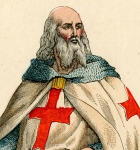 Jacques de Molay, dernier des Templiers @ Place Jean Jaurès   Blois   Centre-Val de Loire   France